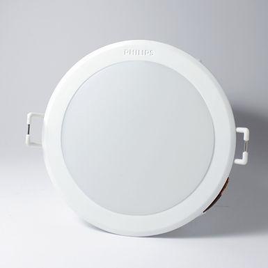 Philips LED Panel 5 Watt (Built-in LED Driver) 220V (⌀ 90mm)