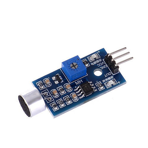 Microphone Sensor Detection Module LM393
