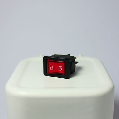 KCD1 Rocker Switch with Light (On-Off)