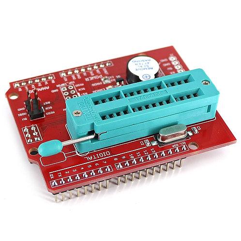AVR ISP Shield Burning Bootloader Programmer for Arduino UNO R3