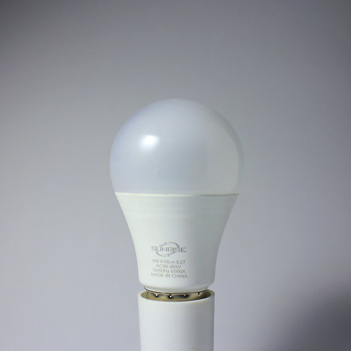 Sunrise E27 LED 9 Watt
