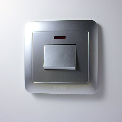 Lear 45A Switch with Light