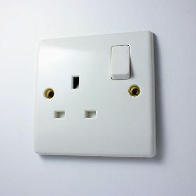BG 13 Amp Socket