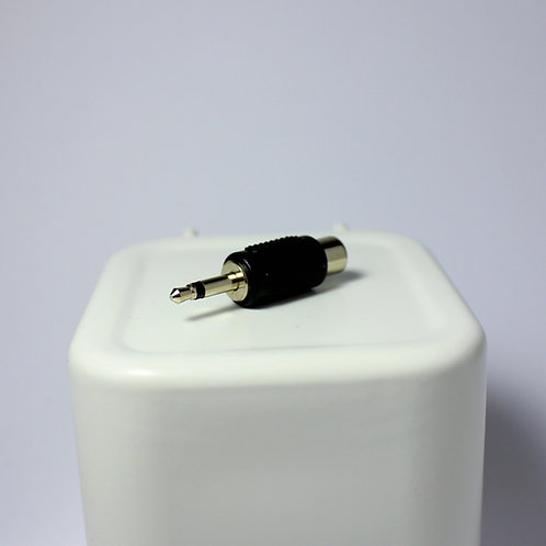 3.5mm Male to RCA Female Connector