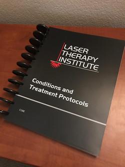 LTI conditions & treatments book picture