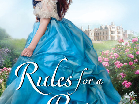 Book Tour: Rules for a Rogue by Christy Carlyle