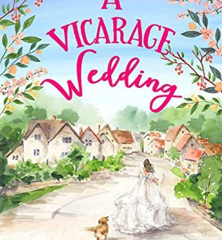 Book Review: A Vicarage Wedding by Kate Hewitt