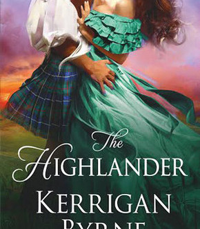 Book Review: The Highlander by Kerrigan Byrne