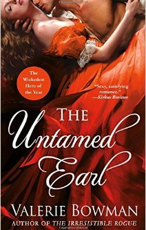 Book Review: The Untamed Earl by Valerie Bowman