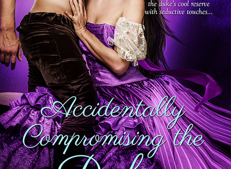 Book Review: Accidentally Compromising the Duke by Stacy Reid