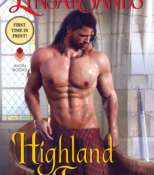 Book Review: Highland Treasure by Lynsay Sands