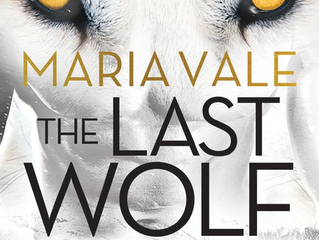 Book Tour: The Last Wolf by Maria Vale