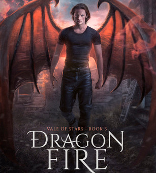 Book Review: Dragon Fire by Juliette Cross