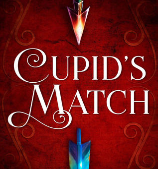 Book Review: Cupid's Match by Lauren Palphreyman