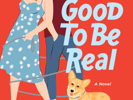 Book Review: Too Good to Be Real by Melonie Johnson