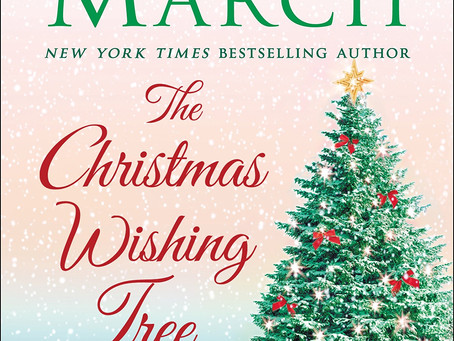 Blog Tour: The Christmas Wishing Tree by Emily March