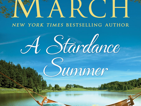 Blog Tour: A Stardance Summer by Emily March