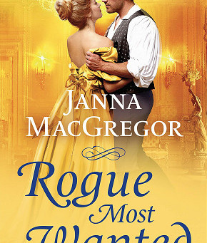Book Review: Rogue Most Wanted by Janna MacGregor