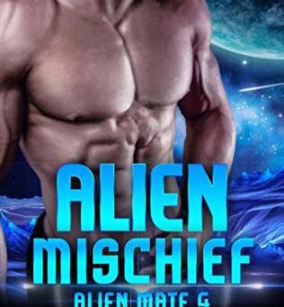 Book Review: Alien Mischief by Cara Bristol