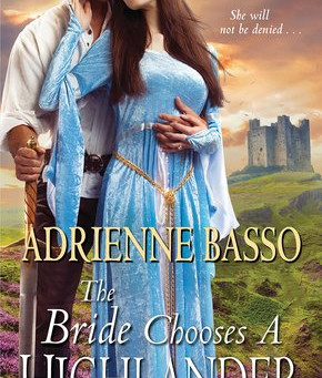 Book Review: The Bride Chooses a Highlander by Adrienne Basso