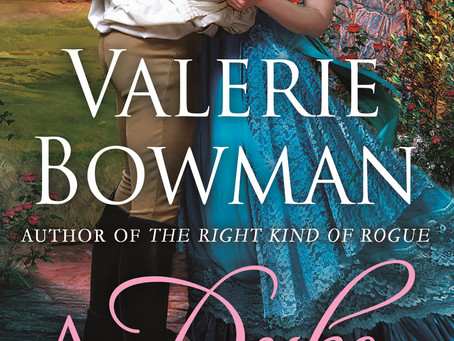 Blog Tour: A Duke Like No Other by Valerie Bowman