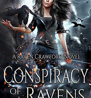 Book Review: Conspiracy of Ravens by J.C. McKenzie