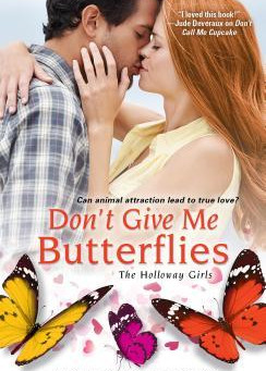 Book Review: Don't Give Me Butterflies by Tara Sheets