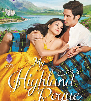 Book Review: My Highland Rogue by Karen Ranney