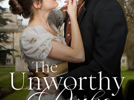 Book Review: The Unworthy Duke by Charlotte Anne