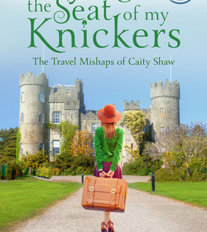 Book Review + Giveaway: Flying by the Seat of My Knickers by Eliza Watson