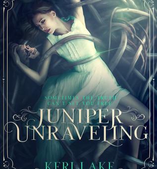 Book Review: Jupiter Unraveling by Keri Lake