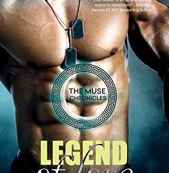 Book Review: Legend of Love by Lisa Kessler