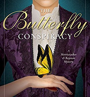 Book Review: The Butterfly Conspiracy by Vivian Conroy