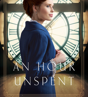 Book Review: An Hour Unspent by Roseanna M. White