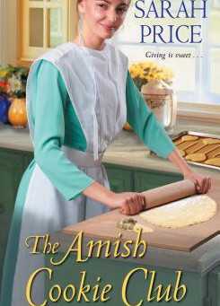 Book Review: The Amish Cookie Club by Sarah Price