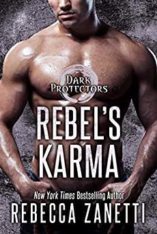 Book Review: Rebel's Karma by Rebecca Zanetti