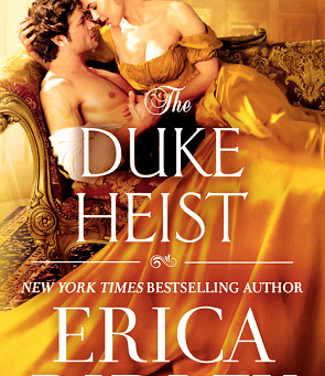 Book Review: The Duke Heist by Erica Ridley
