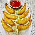 Crispy Fried Prawns (8)