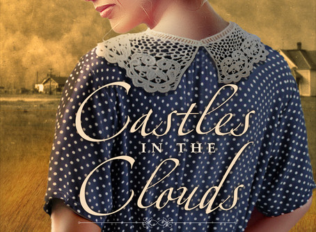 Book Review: Castles in the Clouds by Myra Johnson