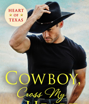 Book Review: Cowboy, Cross My Heart by Donna Grant