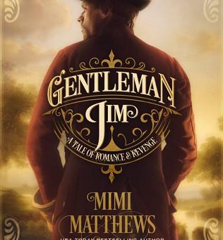 Book Review: Gentleman Jim by Mimi Matthews