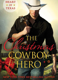 Book Review: The Christmas Cowboy Hero by Donna Grant
