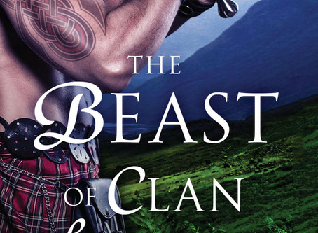 Book Review: The Beast of Clan Kincaid