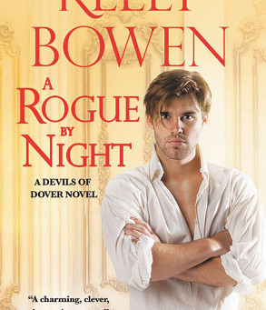 Book Review: A Rogue By Night by Kelly Bowen