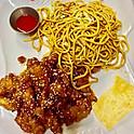 Orange Sesame Chicken (Lunch)
