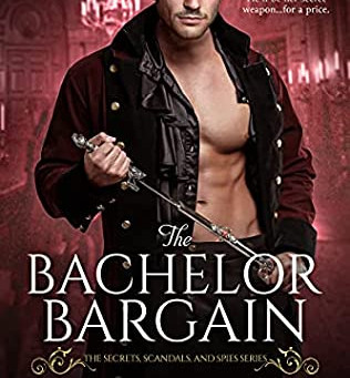 Book Title: The Bachelor Bargain by Maddison Michaels