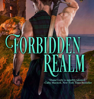 Book Review: Forbidden Realm by Diana Cosby
