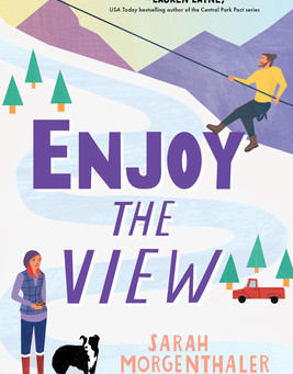 Book Review: Enjoy the View by Sarah Morgenthaler