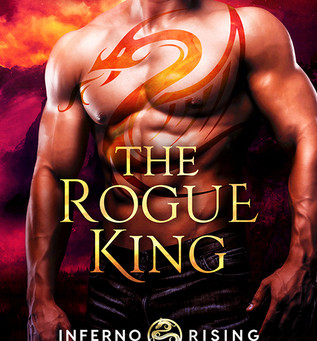 Book Review: The Rogue King by Abigail Owen