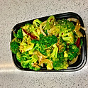 Hot and Spicy Broccoli